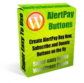 AlertPay Buttons Plugin Private Label Rights