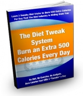 The Diet Tweak System Private Label Rights