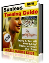 Sunless Tanning Guide Private Label Rights
