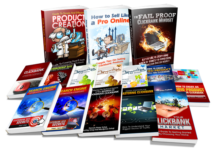 The Clickbank Crash Course! Part - 3