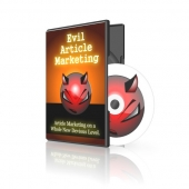 Evil Article Marketing Private Label Rights
