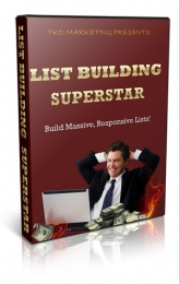 List Building Superstar Private Label Rights