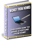 Money From Home Private Label Rights