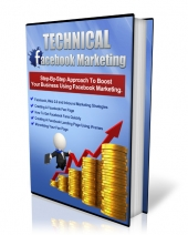 Technical Facebook Marketing Private Label Rights