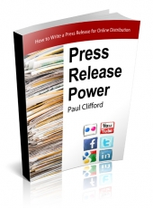Press Release Power Private Label Rights