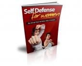 Self Defense For Women Private Label Rights