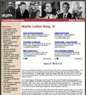 Black History Website Private Label Rights