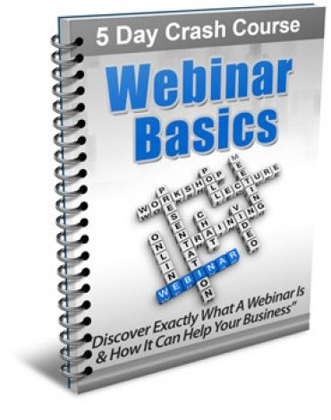 Webinar Basics
