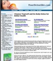 Detox Website Private Label Rights