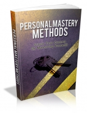 Personal Mastery Methods Private Label Rights