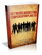 Network Marketing Compensation Plans 101 Private Label Rights