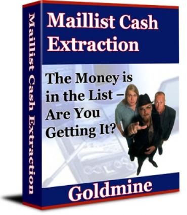 Maillist Cash Extraction