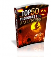 Top 50 Products For Halloween Private Label Rights