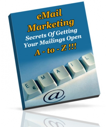 Email Marketing A - To - Z!!!
