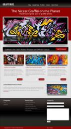 Graffiare WP Theme Private Label Rights