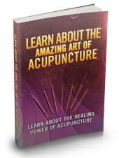 Learn About The Amazing Art Of Acupuncture Private Label Rights