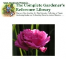 The Complete Gardener's Reference Library Private Label Rights
