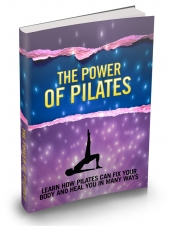 The Power Of Pilates Private Label Rights