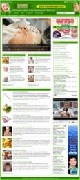 Acne Website Private Label Rights