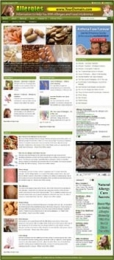Allergy Website Private Label Rights