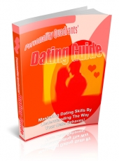 Personality Quadrants' Dating Guide Private Label Rights
