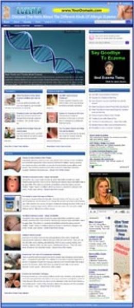 Eczema Website