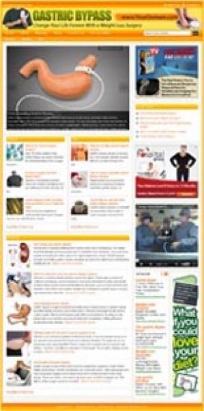 Gastric Bypass Website