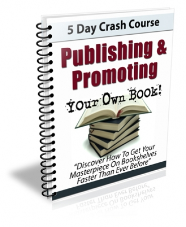 Publishing & Promoting Your Own Book!