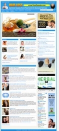 Hairloss Website Private Label Rights
