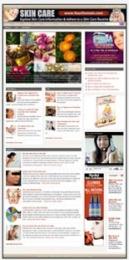 Skin Care Website Private Label Rights
