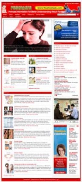 Psoriasis Website