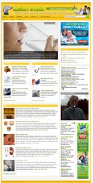 Kidney Stone Website