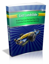 List Landslide Private Label Rights