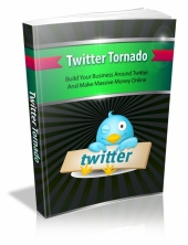 Twitter Tornado Private Label Rights