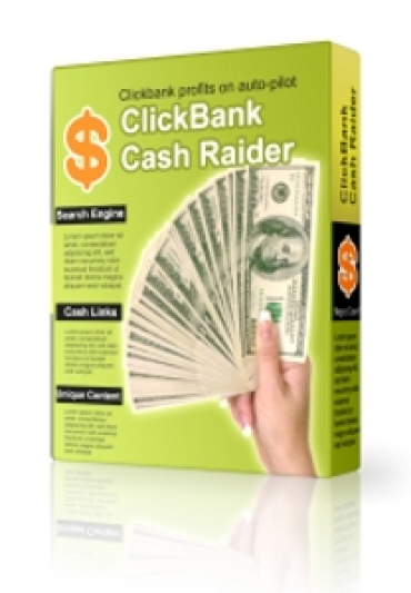 Clickbank Cash Raider