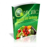 Organic Growing And Gardening Private Label Rights