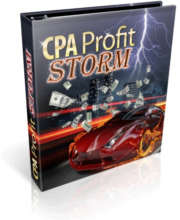 CPA Marketing Storm