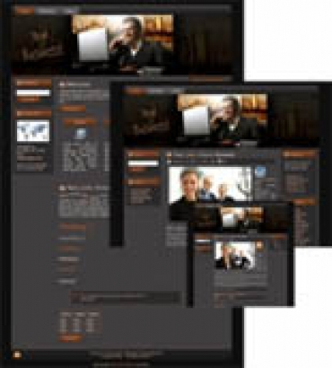 Business Web Template 3