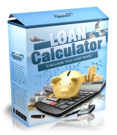 Loan Calculator Private Label Rights