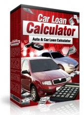 Car Loan Calculator Private Label Rights