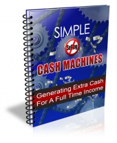 Simple Cash Machines Private Label Rights