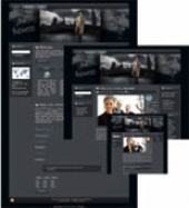 Business Web Template 2 Private Label Rights