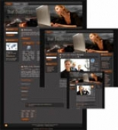 Business Web Template 1 Private Label Rights