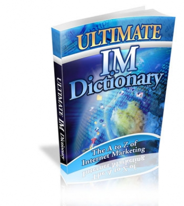 Ultimate IM Dictionary