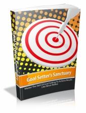 Goal Setter's Sanctuary Private Label Rights