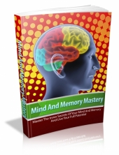 Mind And Memory Mastery Private Label Rights