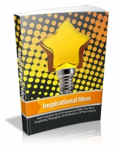 Inspirational Ideas Private Label Rights