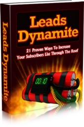 Leads Dynamite Private Label Rights