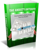 The Anxiety Antidote Private Label Rights