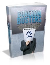 Boredom Busters Private Label Rights